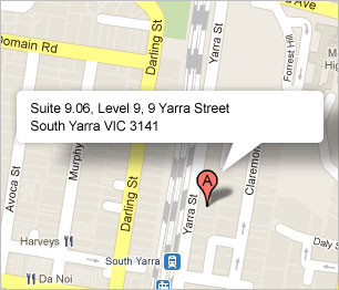 Suite 9.06, Level9, 9 Yarra Street, South Yarra VIC 3141